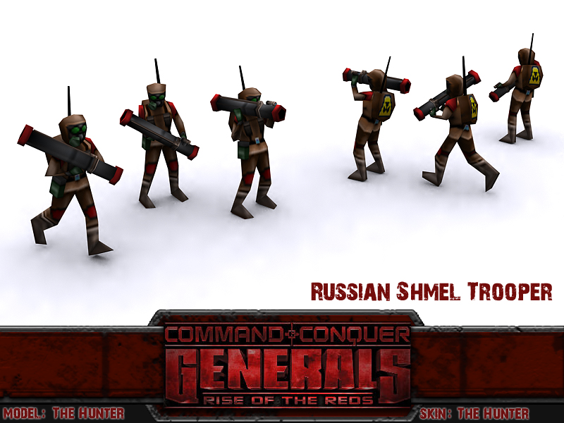 Generals Zero Hour: Rise of the Reds 1.85.